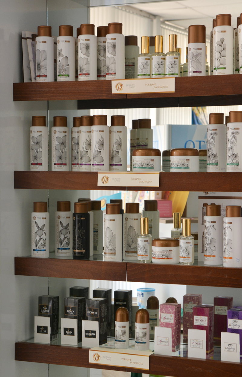 FLO Beauty Care - line of products