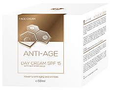 Day cream SPF15, 50ml